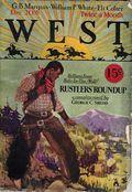 West (1926-1953 Doubleday) Pulp Vol. 4 #6