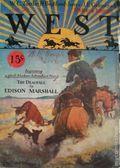 West (1926-1953 Doubleday) Pulp Vol. 5 #1