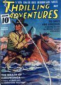 Thrilling Adventures (1931-1943 Standard) Pulp Vol. 33 #3