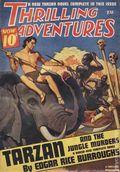 Thrilling Adventures (1931-1943 Standard) Pulp Vol. 34 #1