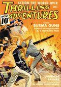 Thrilling Adventures (1931-1943 Standard) Pulp Vol. 34 #2