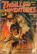 Thrilling Adventures (1931-1943 Standard) Pulp Vol. 35 #1