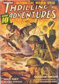 Thrilling Adventures (1931-1943 Standard) Pulp Vol. 35 #2
