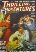 Thrilling Adventures (1931-1943 Standard) Pulp Vol. 35 #3
