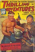 Thrilling Adventures (1931-1943 Standard) Pulp Vol. 36 #1