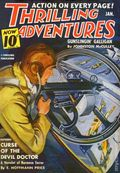 Thrilling Adventures (1931-1943 Standard) Pulp Vol. 36 #2