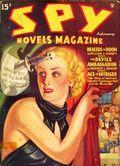 Spy Novels Magazine (1935 Ace Magazines) Pulp Vol. 1 #1
