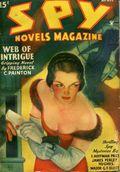 Spy Novels Magazine (1935 Ace Magazines) Pulp Vol. 1 #2