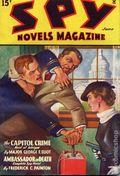 Spy Novels Magazine (1935 Ace Magazines) Pulp Vol. 1 #3