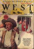 West (1926-1953 Doubleday) Pulp Vol. 5 #2