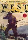West (1926-1953 Doubleday) Pulp Vol. 5 #3