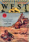 West (1926-1953 Doubleday) Pulp Vol. 6 #1