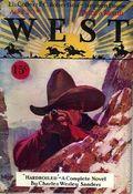 West (1926-1953 Doubleday) Pulp Vol. 6 #2