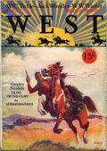 West (1926-1953 Doubleday) Pulp Vol. 6 #4