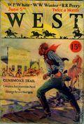 West (1926-1953 Doubleday) Pulp Vol. 6 #5