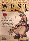 West (1926-1953 Doubleday) Pulp Vol. 7 #2
