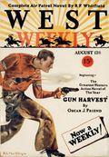 West (1926-1953 Doubleday) Pulp Vol. 7 #4