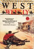 West (1926-1953 Doubleday) Pulp Vol. 8 #1