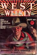 West (1926-1953 Doubleday) Pulp Vol. 8 #2