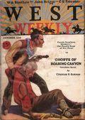 West (1926-1953 Doubleday) Pulp Vol. 9 #1