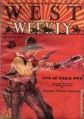 West (1926-1953 Doubleday) Pulp Vol. 9 #2