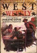 West (1926-1953 Doubleday) Pulp Vol. 9 #3