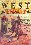 West (1926-1953 Doubleday) Pulp Vol. 9 #5