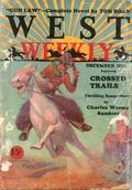 West (1926-1953 Doubleday) Pulp Vol. 10 #3