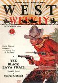 West (1926-1953 Doubleday) Pulp Vol. 10 #4
