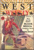 West (1926-1953 Doubleday) Pulp Vol. 11 #2