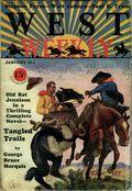 West (1926-1953 Doubleday) Pulp Vol. 11 #3