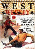 West (1926-1953 Doubleday) Pulp Vol. 11 #4