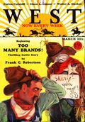 West (1926-1953 Doubleday) Pulp Vol. 12 #4