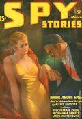 Spy Stories (1929-1935 Ace Magazines) Pulp Vol. 2 #3