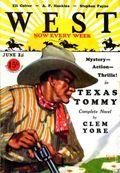 West (1926-1953 Doubleday) Pulp Vol. 14 #4