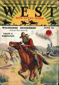West (1926-1953 Doubleday) Pulp Vol. 14 #5