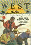 West (1926-1953 Doubleday) Pulp Vol. 15 #1