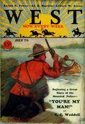 West (1926-1953 Doubleday) Pulp Vol. 15 #2