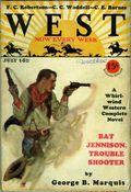West (1926-1953 Doubleday) Pulp Vol. 15 #4