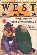 West (1926-1953 Doubleday) Pulp Vol. 16 #2
