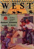 West (1926-1953 Doubleday) Pulp Vol. 16 #3