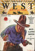 West (1926-1953 Doubleday) Pulp Vol. 16 #4