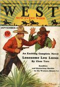 West (1926-1953 Doubleday) Pulp Vol. 16 #5