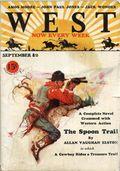West (1926-1953 Doubleday) Pulp Vol. 16 #6