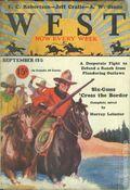 West (1926-1953 Doubleday) Pulp Vol. 17 #1
