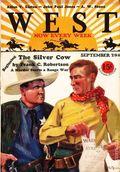 West (1926-1953 Doubleday) Pulp Vol. 17 #3