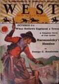 West (1926-1953 Doubleday) Pulp Vol. 17 #4