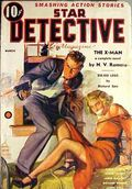 Star Detective Magazine (1935-1938 Goodman) Pulp Vol. 2 #1