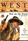 West (1926-1953 Doubleday) Pulp Vol. 18 #1