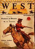 West (1926-1953 Doubleday) Pulp Vol. 18 #2